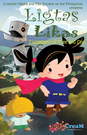 Ligtas Likas Poster